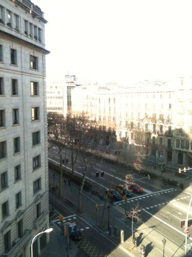vistas habitación hotel palace