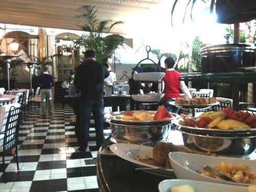 Desayuno hotel Palace Barcelona