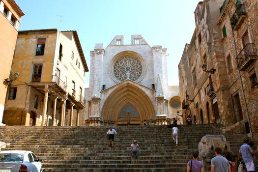 Tarragona. Recomendación para Semana Santa