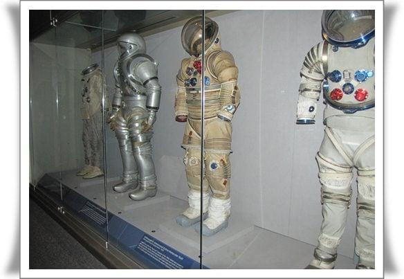 trajes astronautas cabo cañaveral