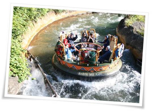 kali river rapids animal kingdom orlando florida disney