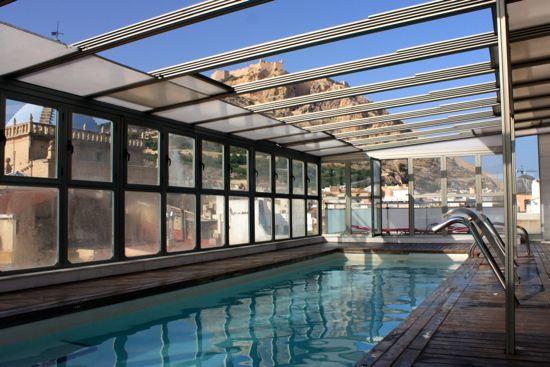 piscina spa hotel hospes alicante