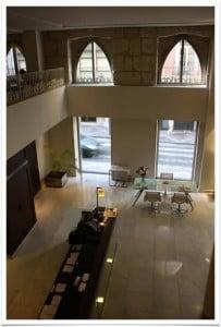 vestíbulo hotel hospes amerigo