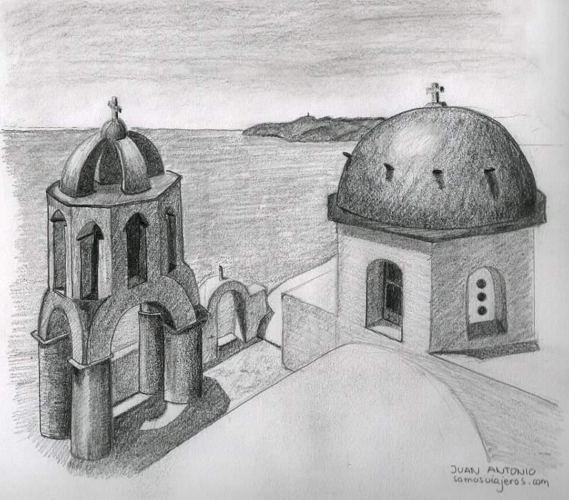 Del l piz a la acuarela somos viajeros - Laminas de dibujo artistico ...