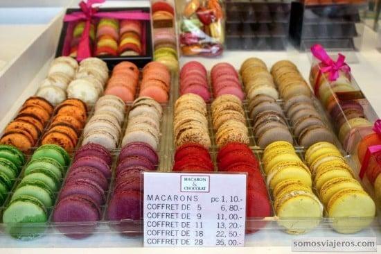 Pastelitos en Spa en Valonia