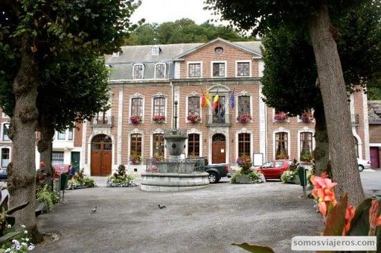 Ayuntamiento de Spa