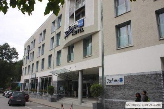 Hotel Radisson en Spa
