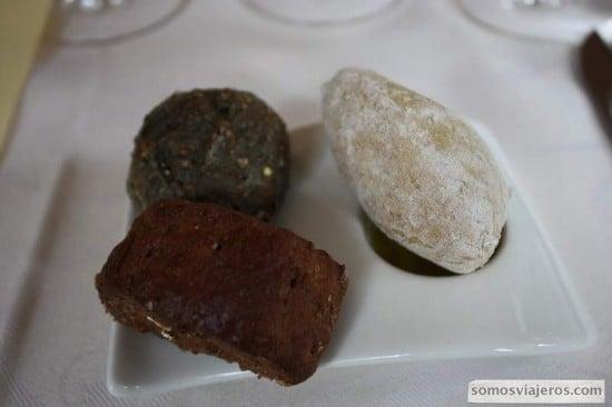 Pan en restaurante l'Art de Vivre