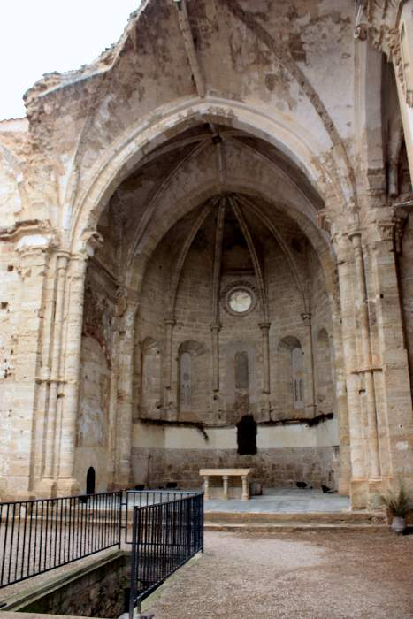 iglesia de la abadía