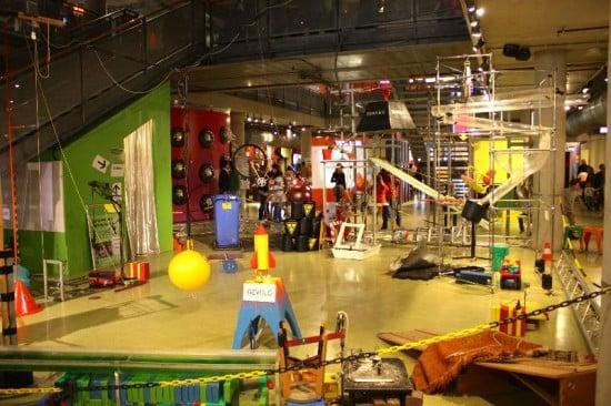 Museo Nemo o museo de la ciencia de amsterdam