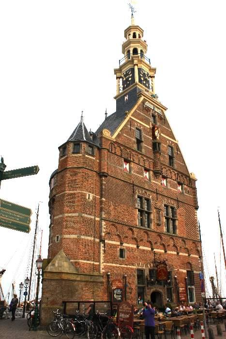 Visita a Hoorn