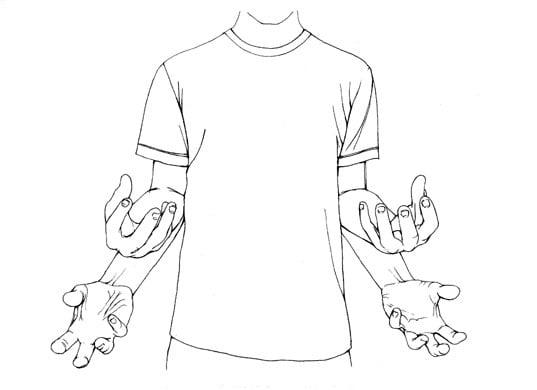 gestos que huevón