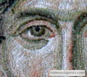 mosaico cristo pantócrator santa sofia estambul