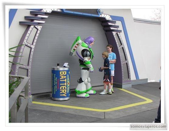 Buzz Lightyear, uno de los más requeridos