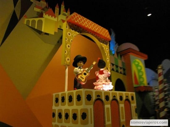 It's a Small World, España