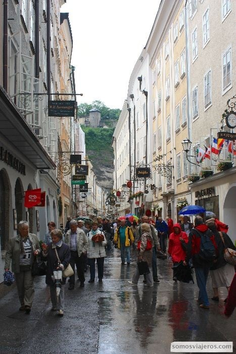 Lugares imprescindibles en família en Salzburgo