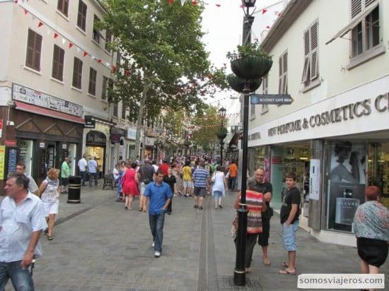 """Main Street o """"Calle Reá"""""""