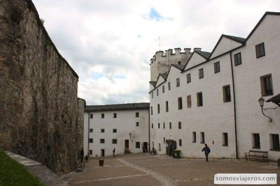 Fortaleza Salzburgo Hohensalzburg