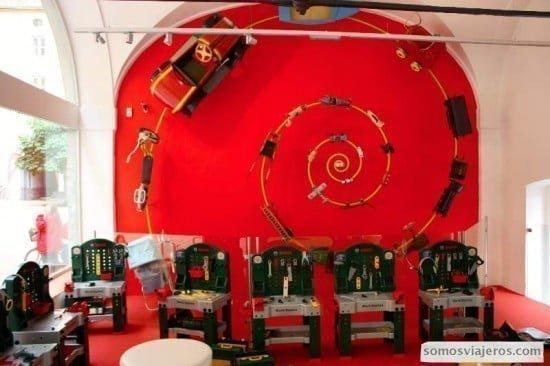 Museo del juguete de Salzburgo