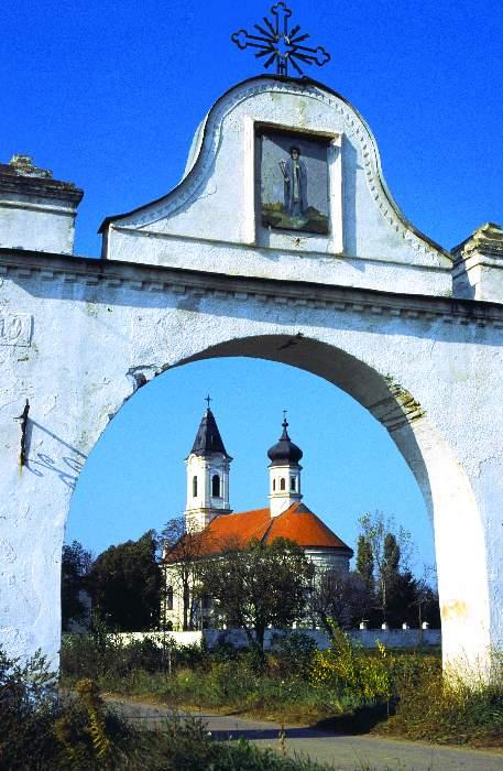 Monasterios Fruska Gora