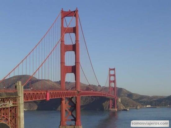 Golden Gate de San Francisco
