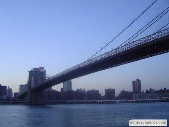 Puente de Brooklyn, New York