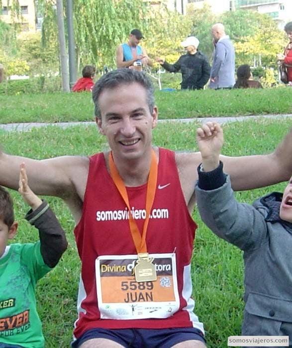 La experiencia de la primera maratón en Valencia
