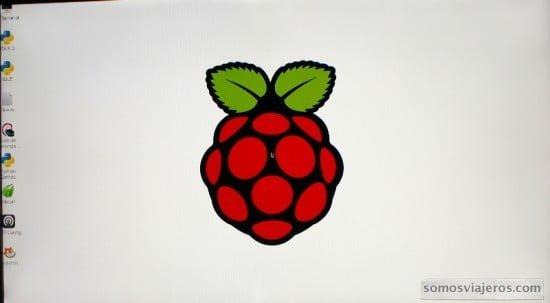 imagen raspberry linux
