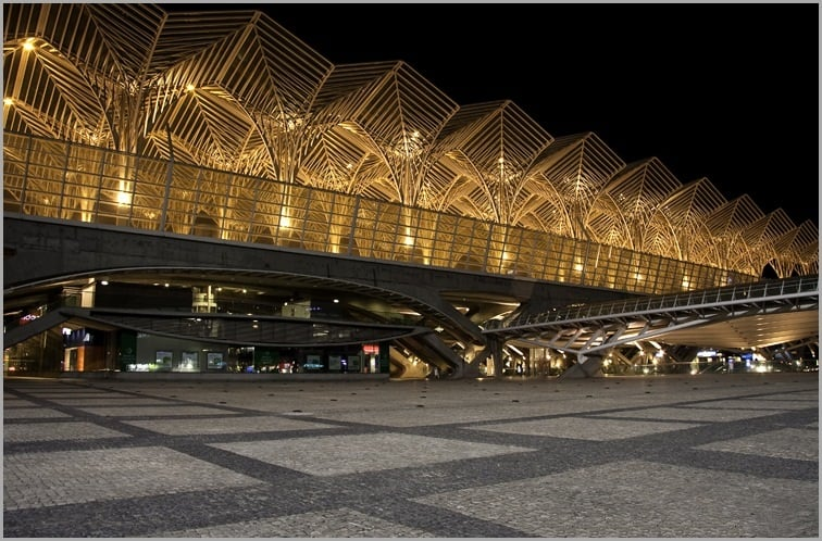 Estacion Oriente Lisboa