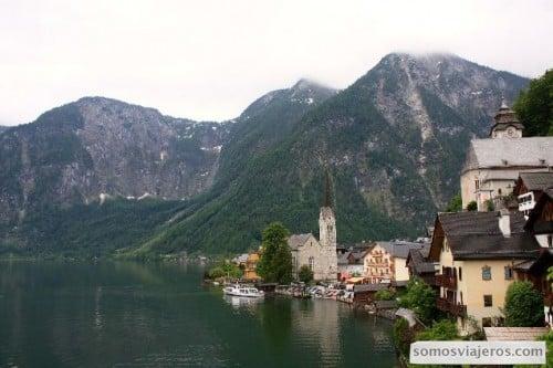 hallstatt - el pueblo más bonito del mundo a los pies de un lago
