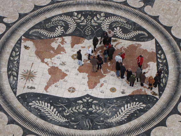 Vista desde monumento a los conquistadores