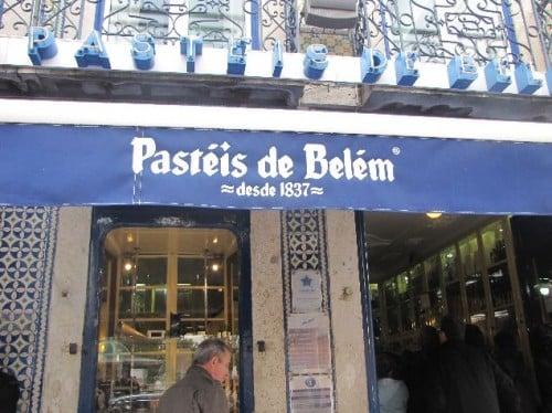 Restaurante Pastéis de Belém