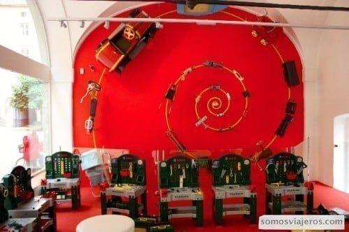 Casa del juguete en salzburgo