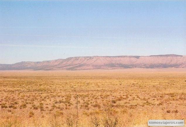 gran canon paisaje coche