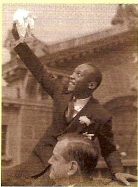 jesse owens new york parade