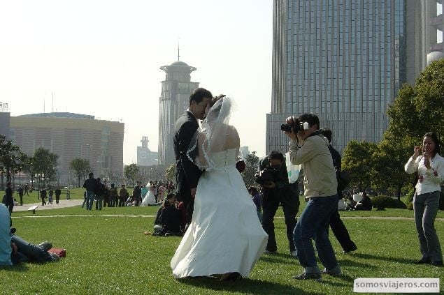 Las novias de Shanghai