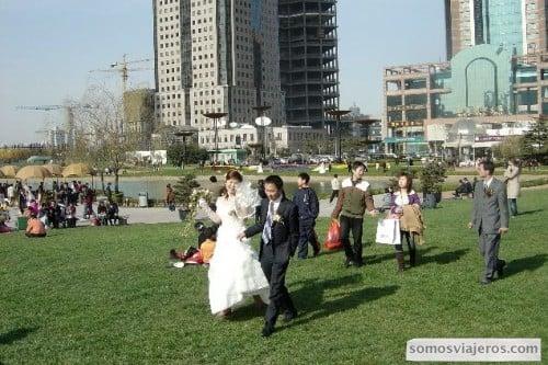 novias de shanghai