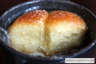 bizcocho tipsy cake