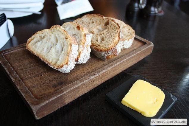 pan y mantequilla dinner heston blumenthal