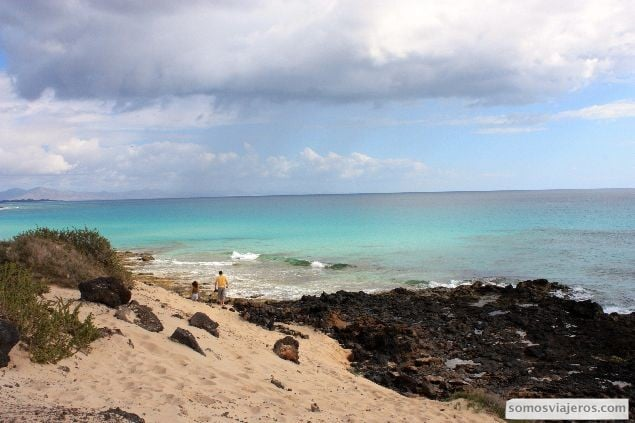 playas de fuerteventura corralejo