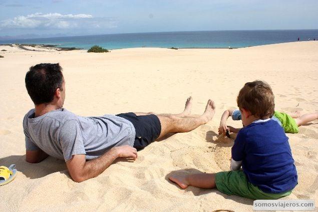 relax playa dunas corralejo fuerteventura