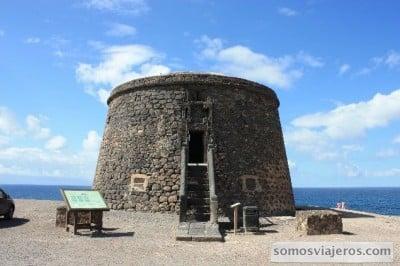 Castillo del toston Fuerteventura