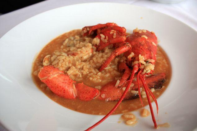 arroz meson del mar