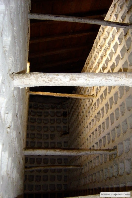 estructura interior casa de dulcinea