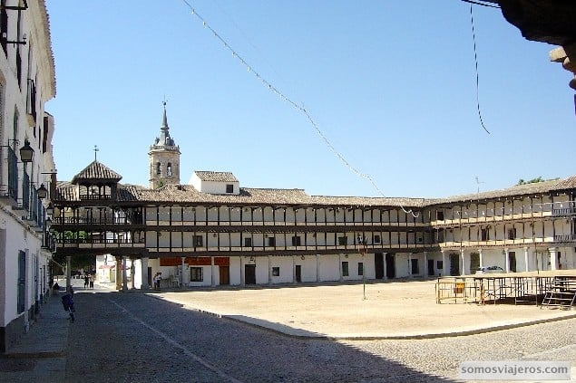 plaza tembleque