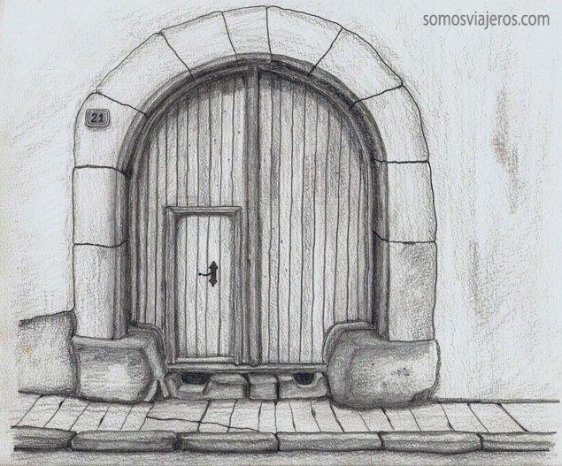 Dibujando el pueblo donde resido: Vila-seca