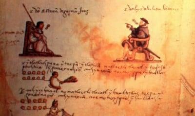 photo del códice osuna