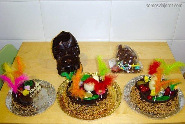 tartas del día de la mona