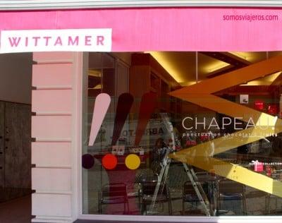 Tienda Wittamer en Bruselas