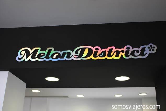 logo melon district